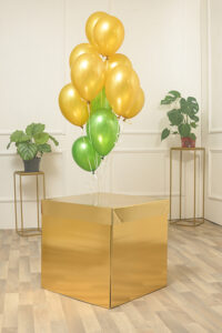 Box Surprise Oro